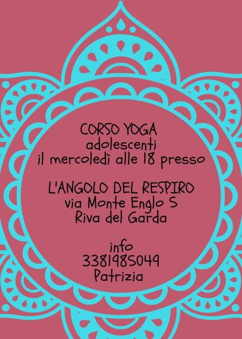 Yoga per adolescenti - L Angolo del Respiro - Patrizia Piccoli