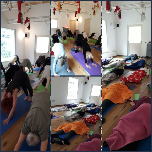 Workshop Yoga Nidra - L'Angolo del Respiro